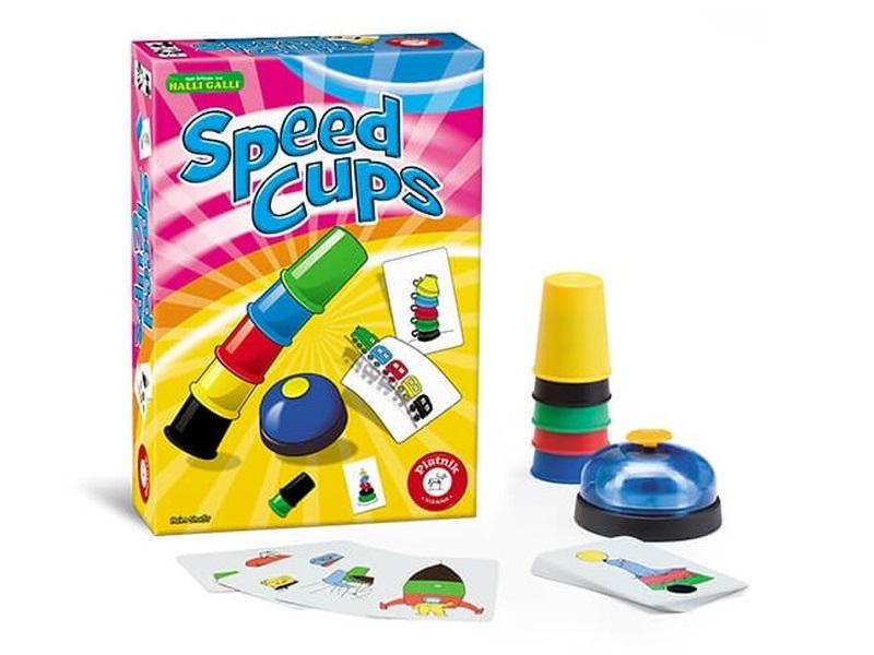 Speed cups társasjáték - Piatnik