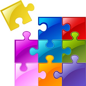 Puzzle, kirakó