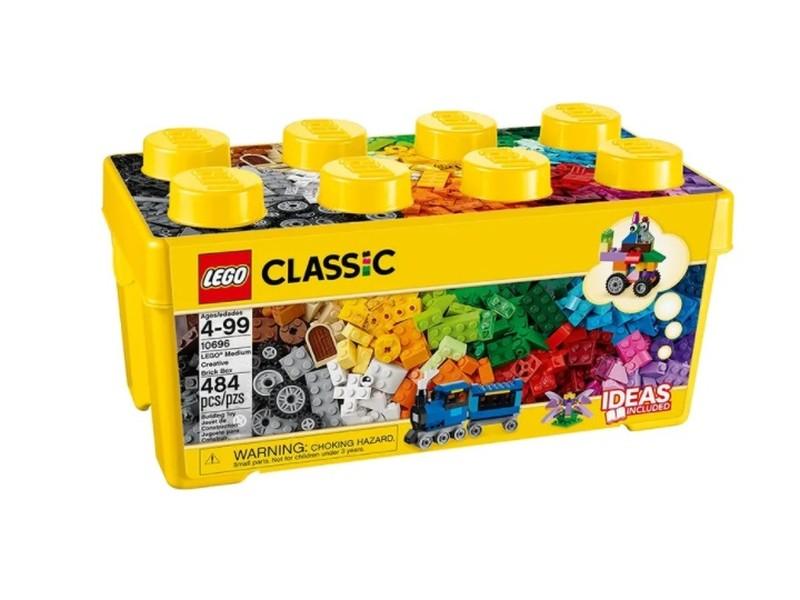 Lego Classic közepes méretű kreatív építőkészlet - Lego 10696