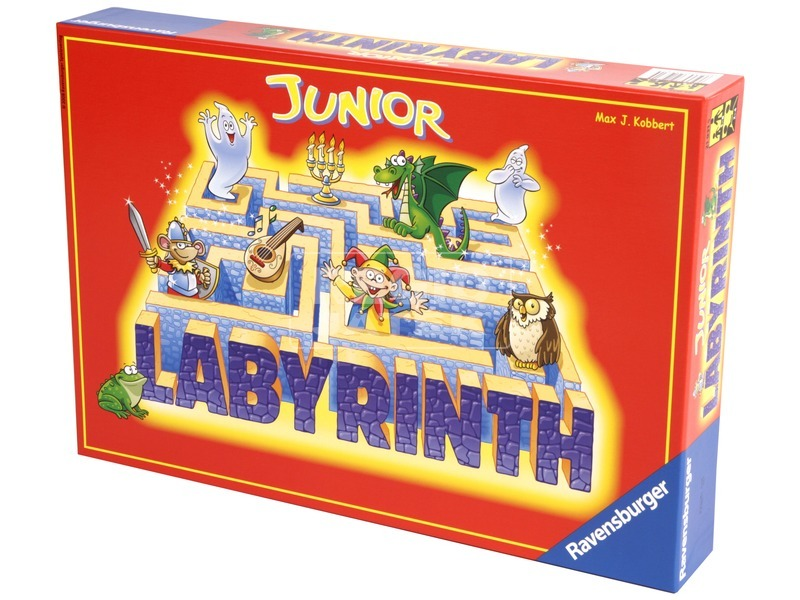 Labyrinth Junior társasjáték - Ravensburger