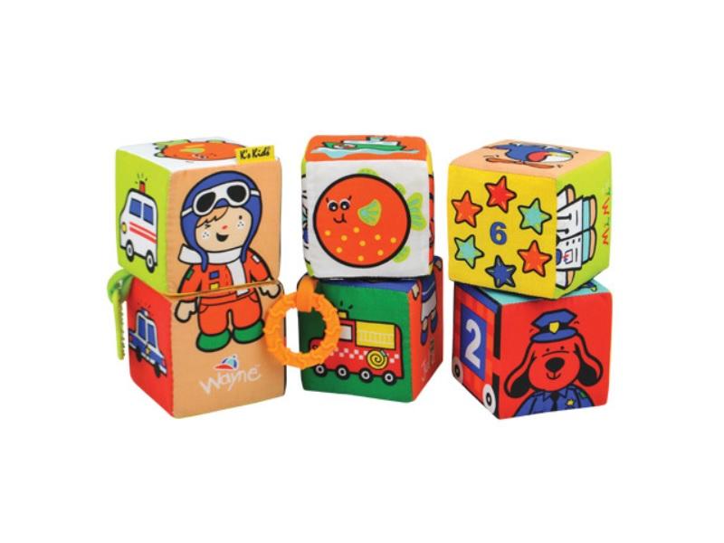 Puha kocka babáknak - K's Kids