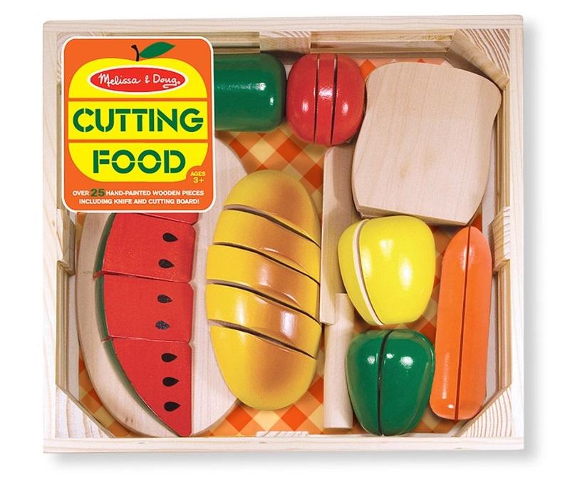 Szeletelhető ételek tárolóval - Melissa & Doug