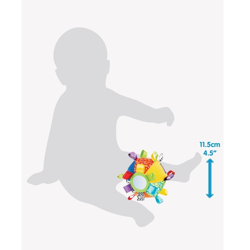 Csilingelő szenzoros játéklabda - Playgro