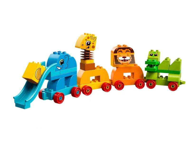 Lego Duplo 10863 - Első állatos dobozom - Lego