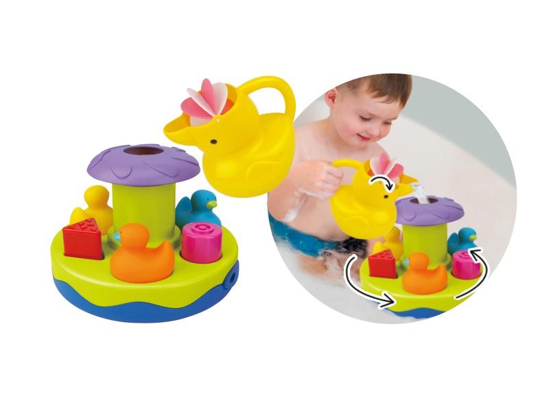 Fürdős körhinta játék kacsákkal - K's Kids