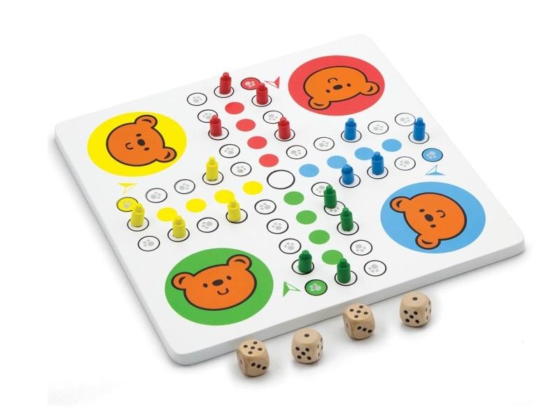 Pötyi beillesztős játék + Ki nevet a végén - Viga Toys