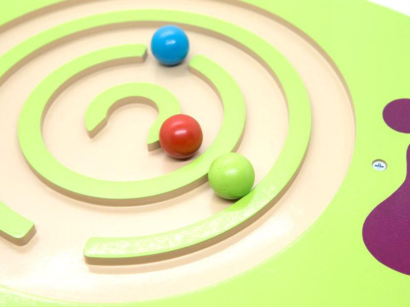Egyensúlyozó tábla golyókkal - Mentari