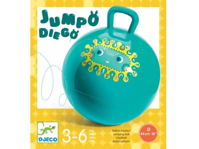 Ugráló labda gyerekeknek - Djeco