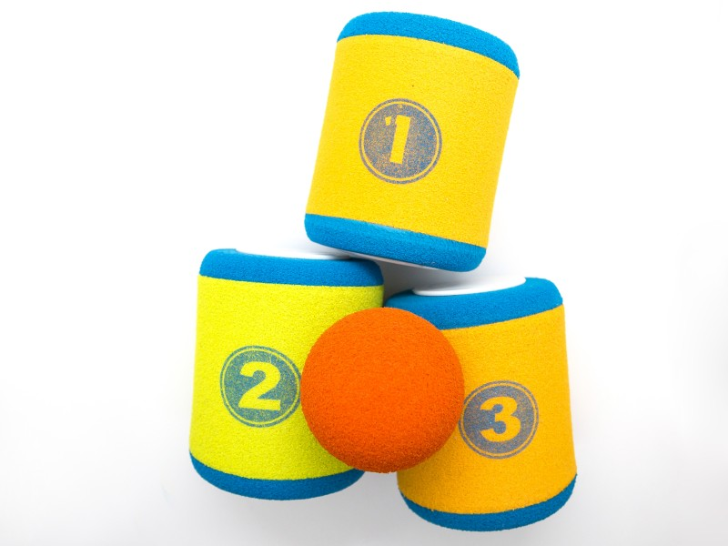 Célbadobó játék - Die Spiel