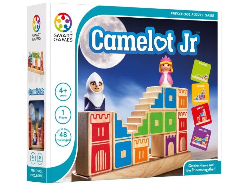 Camelot Junior logikai játék - Smart Games