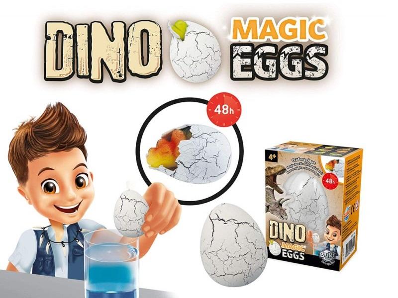 Dinoszaurusz meglepetés tojás - Buki