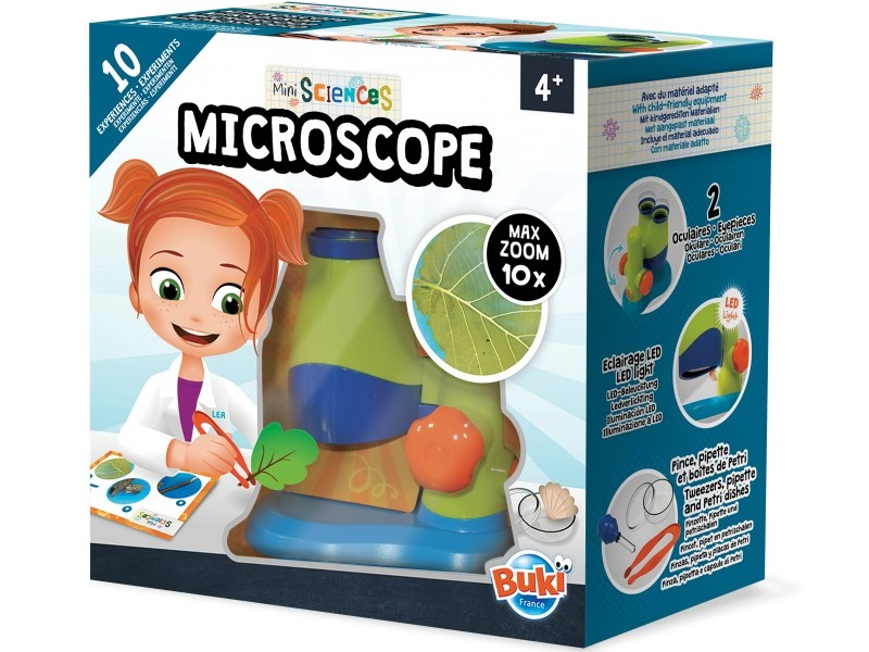 Gyerek mikroszkóp - Buki