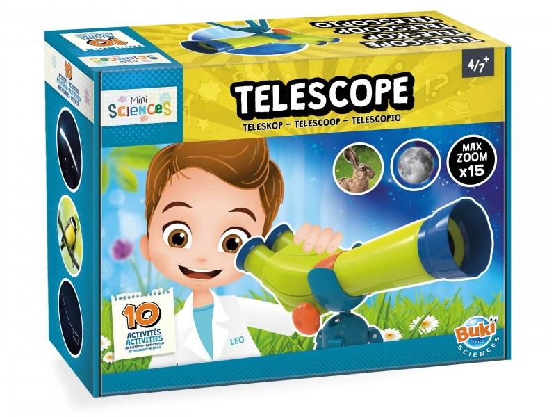 Csillagászati távcső gyerekeknek - teleszkóp - Buki