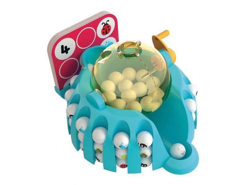 Bingo Junior sorsolós fejlesztő játék - Buki