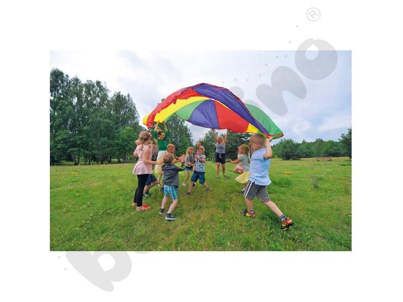 Kooperációs ejtőernyő - 3,5m - Moje Bambino
